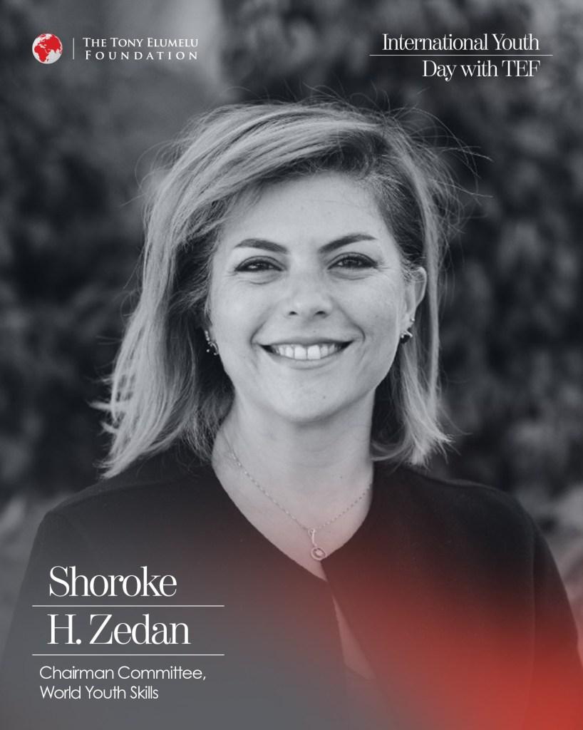 Sharoke Zedan