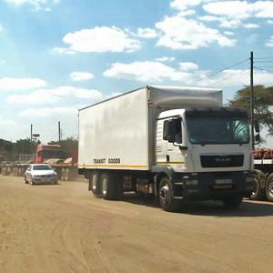 African Entrepreneurship Digest (December Edition): Truck on an untarred road