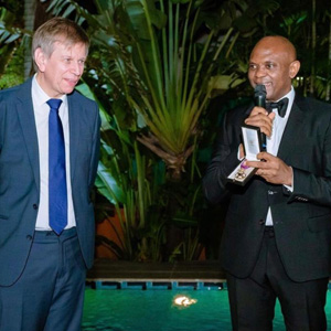 African Entrepreneurship Digest (December Edition): Belgium's oldest and most important National Honour
