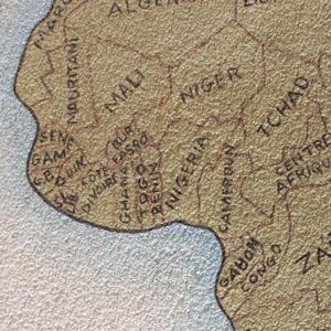 African Entrepreneurship Digest (December Edition): TRT World-Map of Waest Africa