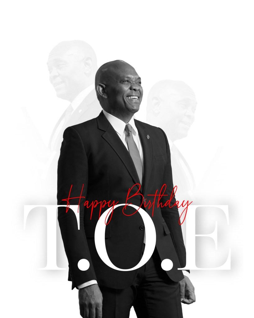 58 Quotes from Tony Elumelu on his 58th Birthday
