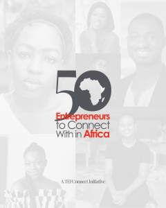 Cover of TEFConnect Africa Day Initiative