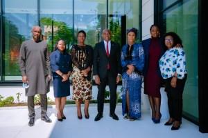 TEF UNDP Team Members