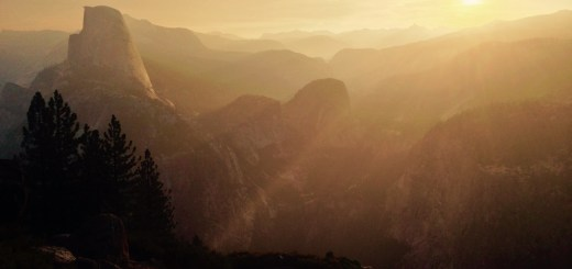 Image of Yosemite at Sunrise
