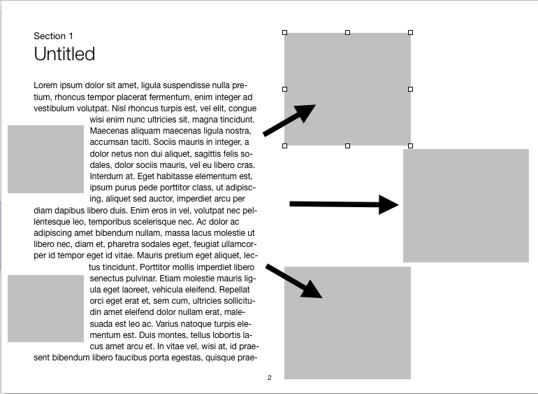 image of template created for physics, programming, and game creation book