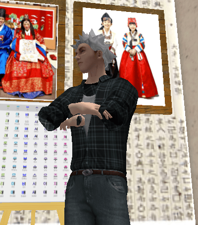 image of Tony Farley in Second Life