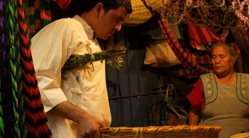 rorigenshop - Origen Restaurant - Oaxaca's Humble Servant of the Terroir