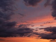 Sunset Clouds from 7-24-14