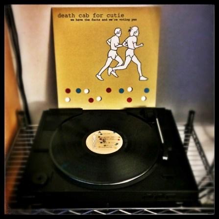 Death Cab For Cutie, We Have The Facts, Vinyl, Album