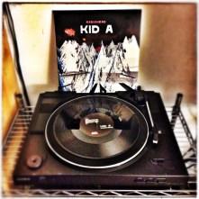 RadioHead,Kid A,Vinyl,Album