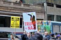 Trump = Nazi