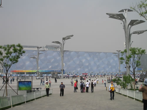 Water Cube