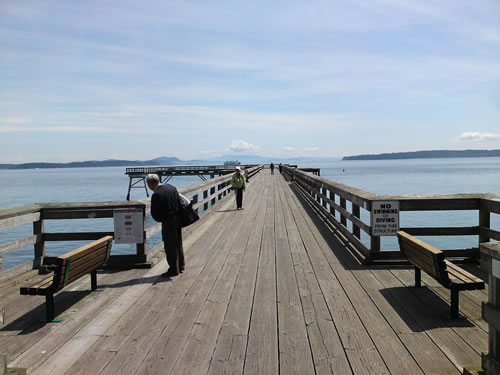 Sidney Fishing Pier