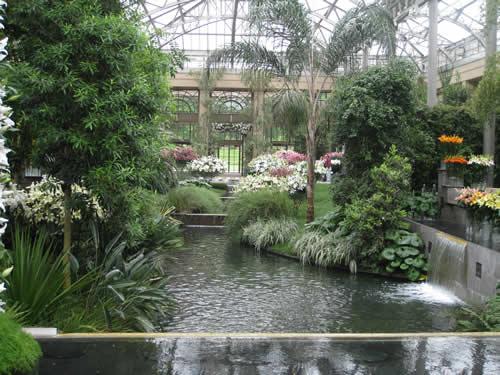 Longwood Gardens Conservatory 1