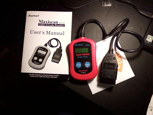 Autel Maxiscan MS300