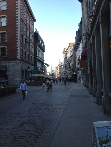 Montreal Old Town