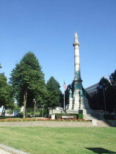 Lafayette Square, Buffalo