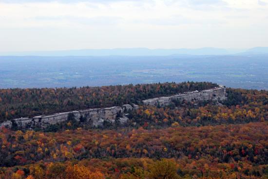 Minnewaska State Park ridge