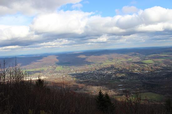 Mount Greylock view