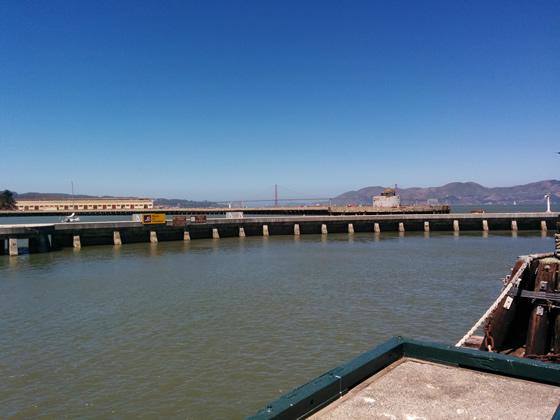 San Francisco Hyde St Pier