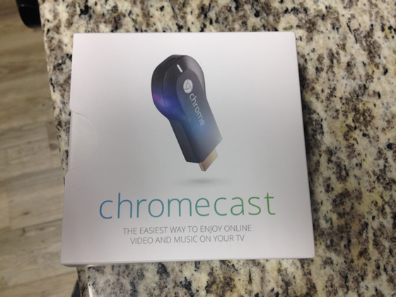 Chromecast Box