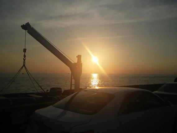 Hatteras Ocracoke Ferry