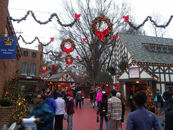 Busch Gardens Christmastown