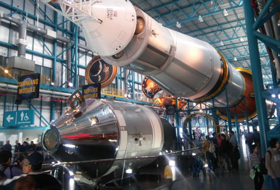 Kennedy Space Center Apollo Center