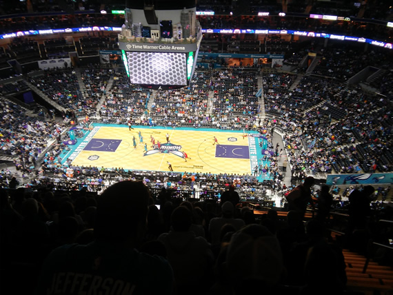 Charlotte Hornets vs Washington Wizards