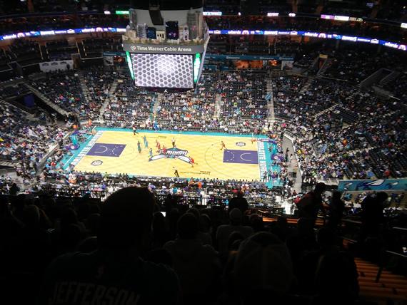 Charlotte Hornets vs Washington Wizards