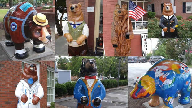 New Bern bears