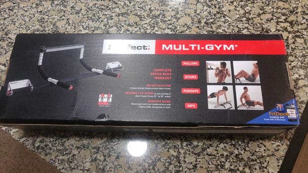 Perfect Multi-Gym Pro box