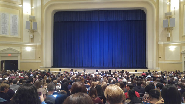 Nutcracker Ballet at UNC Memorial Hall