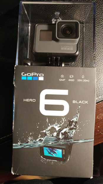 GoPro HERO6 Box