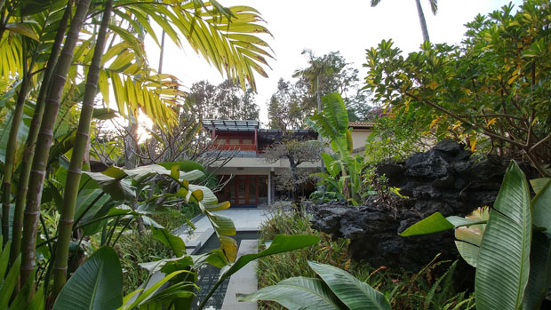 Zhongshan hot spring villa