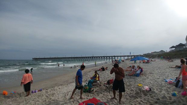 Surf City Beach