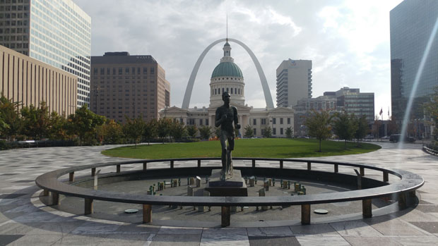 St. Louis Old Courthouse