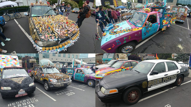 Fremont Fair Art Cars