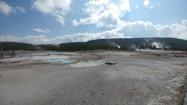 Norris Back Basin