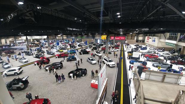 Seattle Auto Show