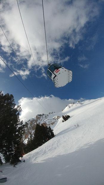 Snowbasin Tram