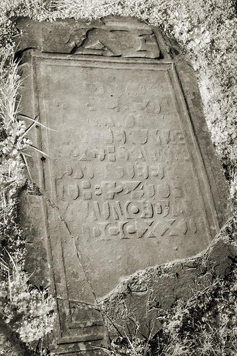 Grace Connolly's grave