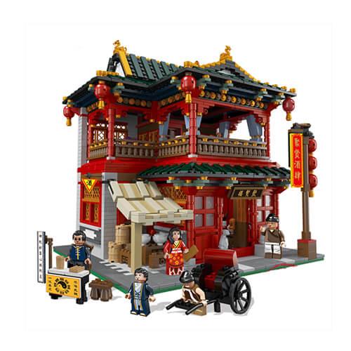 China Market Toys
