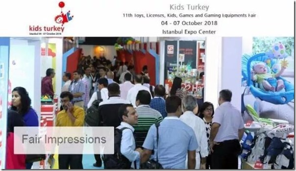 2018 Turkish Toys Fair