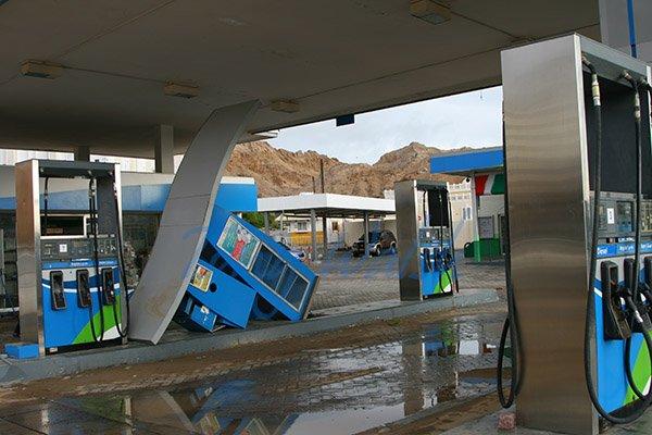Cyclone Gonu Oman Oil Mumtaz Ruwi