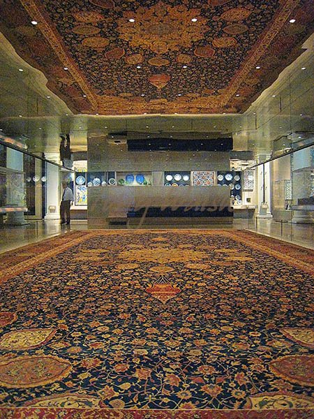 The V&A Ardabil Carpet