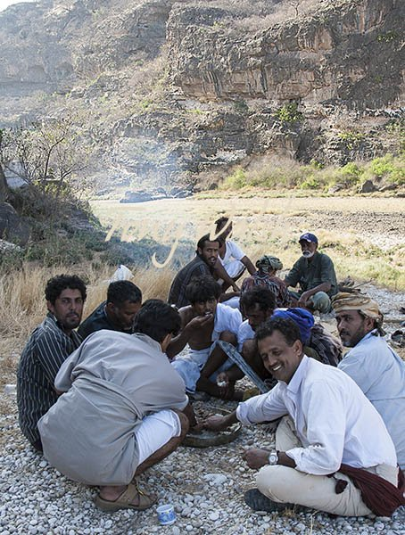 Meal near Shaat Dhofar