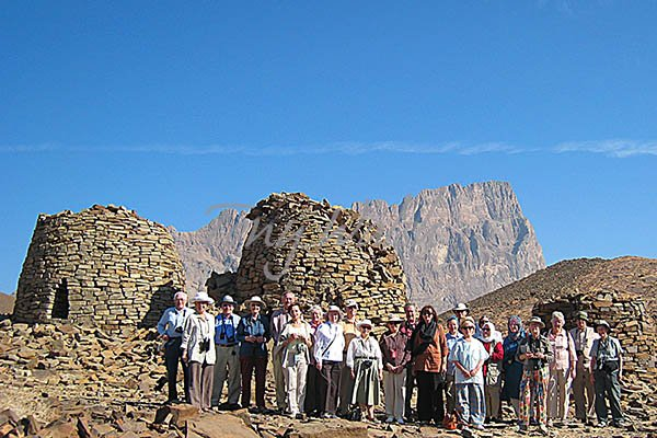 Ace Study Tours Group at Al Ayn