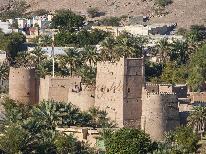 Yanqul Fort Oman