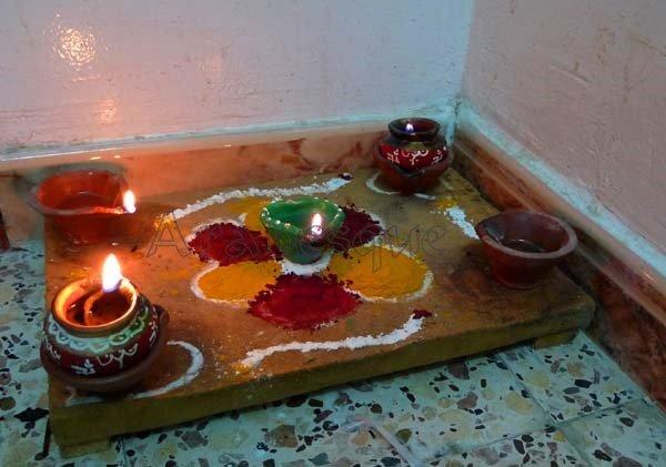 Diwali in Oman
